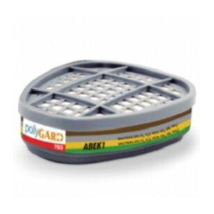 Dujų filtras 6059 PolyGard ABEK 1