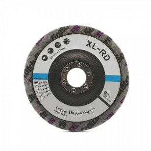 3M Šlifavimo diskas XL-UD 125x12x22 2S FIN*