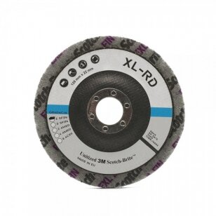3M Šlifavimo diskas XL-UD 125x6x22 2S FIN