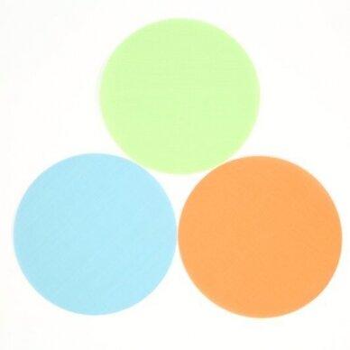 3M Lipnus šlifavimo diskas 268XA 125x19 A35 žalias, stiklo