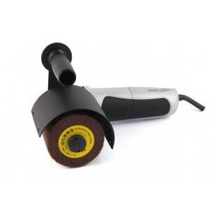 Adapteris kampiniam šlifuokliui Būgninė šlifavimo-poliravimo mašinėlė- keyless Metabo