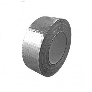 Aliuminio juosta ALE 75/50 sustiprinta