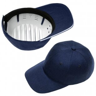 Apsauginė kepurė, smūgius absorbuojanti