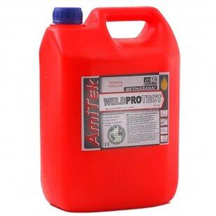 Emulsija WELDPROTECT nuo suvirinimo purslų, pH 7,0 (5L)