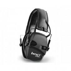 Honeywell Ausinės Impact Sport, juodos