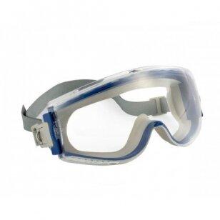 Honeywell Apsauginiai akiniai Maxx Pro skaidrūs Hydroshield tekstilės juostelės