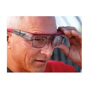 Honeywell Apsauginiai akiniai skaidrūs AVATAR OTG HARD-COAT