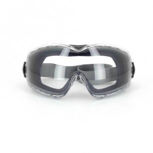 Honeywell Apsauginiai akiniai skaidrus lęšis Eyeface DURAMAXX, dirželis neopreninis