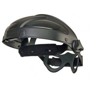 Honeywell Apsauginio skydelio rėmas Turboshield - Headgear, juodas