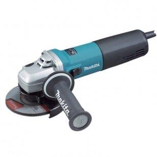 Įrankis elektrinis Makita Kampinis šlifuoklis 9565CVR 1400 W 2800-12000 rpm. reguliuojamos apsukos