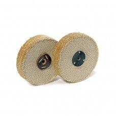 LEA Poliravimo diskas 150 mm x 3 sec C/S Sisal AA DRY Soft