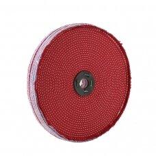LEA Poliravimo diskas 350 mm x 3 sek. 32 mm vidinė skylė, C/S, margas