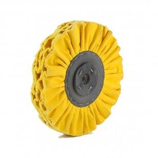 LEA Poliravimo diskas 250 mm x 2 sec. 16 ply 2J BRONCO, ventiliuojamas