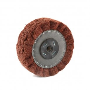 LEA Valymo diskas 200 mm x 3 sec. FA, ventiliuojmas, mažo grubumo