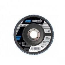 Norton Žiedlapinis diskas Conic R822/RX22 (Zirc) 125x22 P40 NORSTAR METAL/INOX