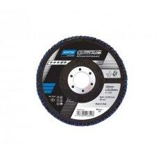 Norton Žiedlapinis diskas Conus R996 125x22 P40 QUANTUM METAL/INOX