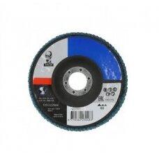 Norton Žiedlapinis diskas KX663 125x22 P60 ATLAS METAL/INOX