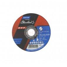 Norton pjovimo diskas A30P-BF41 125x2.5x22.23 STARLINE METAL