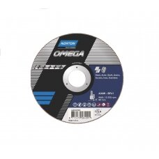 Norton pjovimo diskas A36W-BF41 230x1.9x22.23 OMEGA METAL/INOX