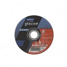 Norton pjovimo diskas A60T-BF41 125x1.0x22.23 VULCAN INOX only