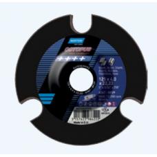Norton Šlifavimo diskas A36T-BF29 125x4.0x22.23 P36 OCTOPUS METAL/INOX