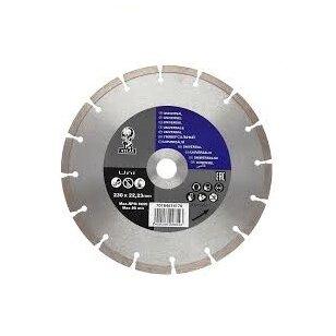 Norton Deimantinis pjovimo diskas 230x22,23 ATLAS UNI