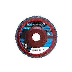Norton Žiedlapinis diskas R842 125x22 P60 EASY TRIM, konus METAL/INOX