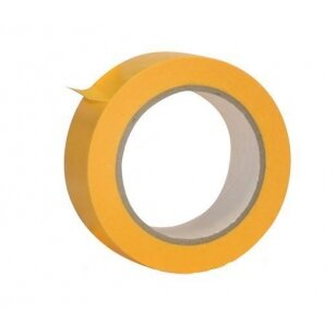 Norton Juosta lipni dažymo 25x50m, geltona