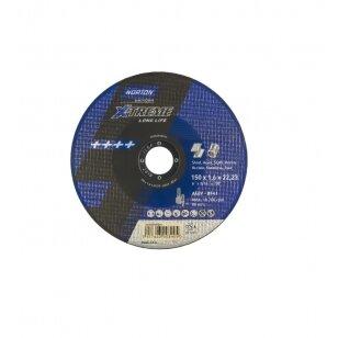 Norton pjovimo diskas A46V-BF41 150x1.6x22.23 NOR-X-Treme life METAL/INOX