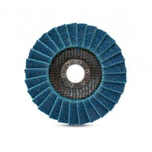 Norton Žiedlapinis diskas S2508 125x22 VFIN, mėlynas