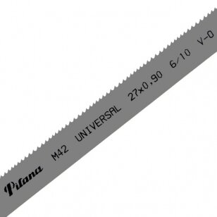 Pjovimo juosta metalui PILA M42-430 27x0.9x2910 6/10 U V-0