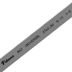Pjovimo juosta metalui PILA M42-430 34x1.1x5140 5/8 U V-0