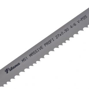 Pjovimo juosta metalui PILA M51-531 27x0.9x2720 4/6 M V-POS PROFILE