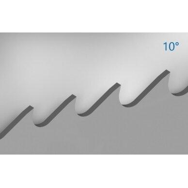 Pjovimo juosta aliuminiui PILA M42-436  34x1.1x4250 3/4 ALUCUT V-POS 2