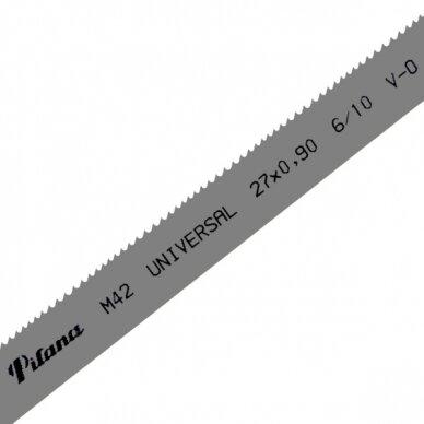 Pjovimo juosta metalui PILA M42-430 27x0.9x3810 8/12 U V-0