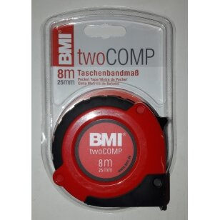 Ruletė BMI twoCOMP 8m.