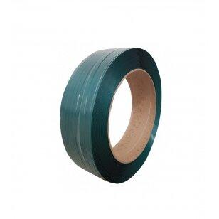 Tvirtinimo juosta PET 19 x 1mm x 1000m STRAPA žalia