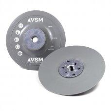 VSM Fiber padas ZFI 125mm, M14 medium