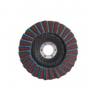 Žiedlapinis diskas kombinuotas 125x22mm VFN+P180 (švelnus)